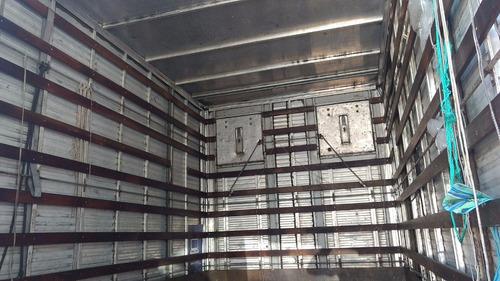 iveco daily 3513 baú de alumínio 2007