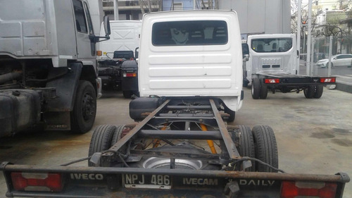 iveco daily 3514 año 2014 impecable!!  86.000km !!!