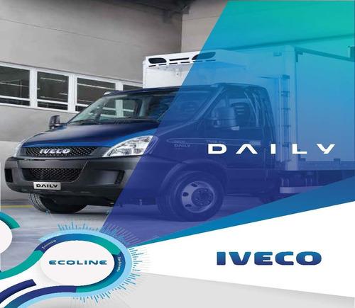 iveco daily 35c15 chasis última unidad