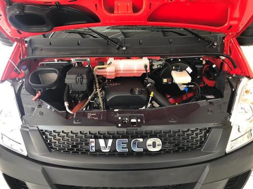 iveco daily 35s14 0km chassi baú aluminio refrigerado