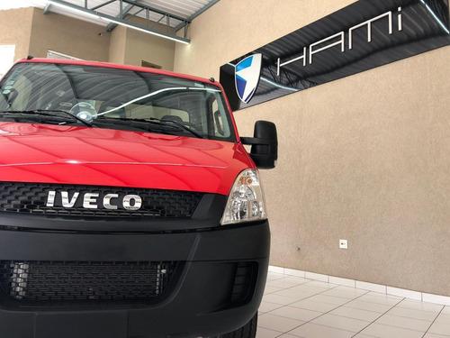 iveco daily 35s14 0km chassi baú carroceria refrigerado