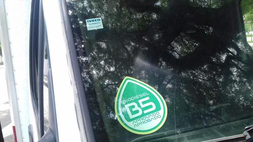 iveco daily 35s14 2011 baú ótimo estado ipva pago total