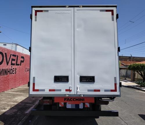 iveco daily 35s14 2014 baú doc caminhonete covelp americana