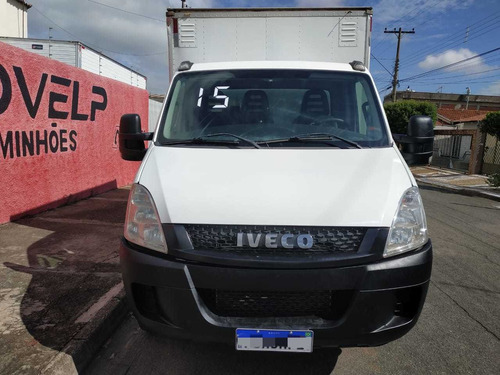iveco daily 35s14 2015 documento caminhonete baú covelp