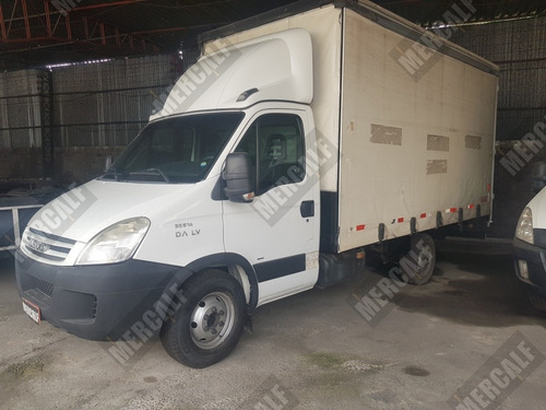 iveco daily 35s14 ano 2011 sider 4,5m