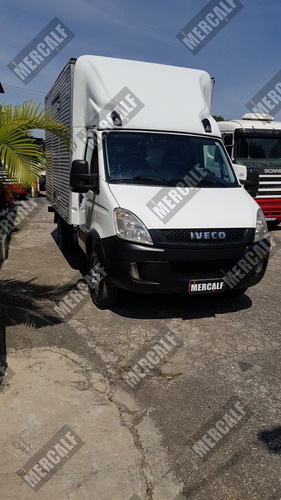 iveco daily 35s14 ano 2017 bau