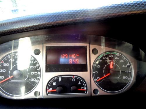 iveco daily 35s14 - bau aluminio - ano 2014