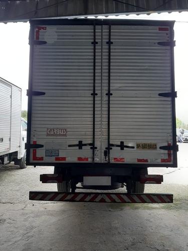 iveco daily 35s14  -  bau  -  caminhonete  2011