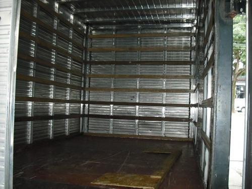 iveco daily 35s14 bau de aluminio