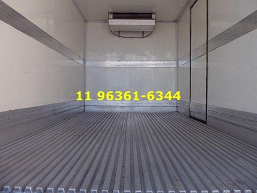 iveco daily 35s14 baú refrigerado 2019 frigorifico