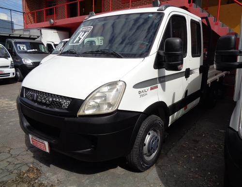 iveco daily 35s14 cab dupla