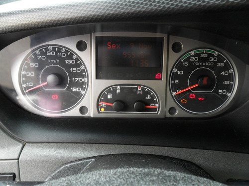 iveco daily 35s14  cabine dupla carroceria