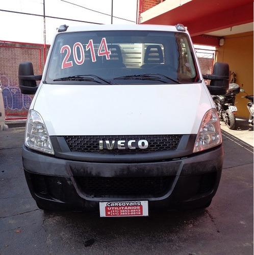 iveco daily 35s14 - carroceria - ano 2014