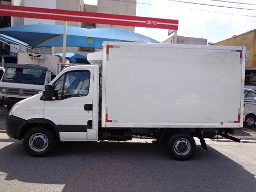 iveco daily 35s14 refrigerado