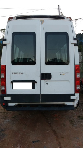 iveco daily 35s14  só a cabine