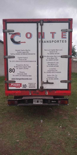 iveco daily 40.13 año 2007
