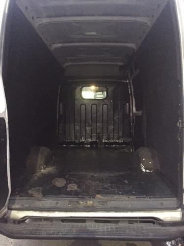 iveco daily 40s14 (caja alta) camioneta furgon