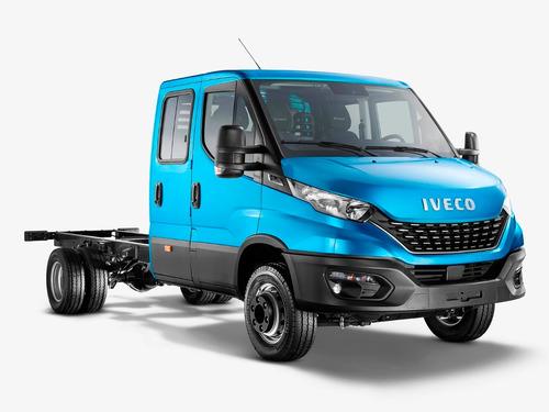 iveco daily 45-170 camión cabina doble 0km