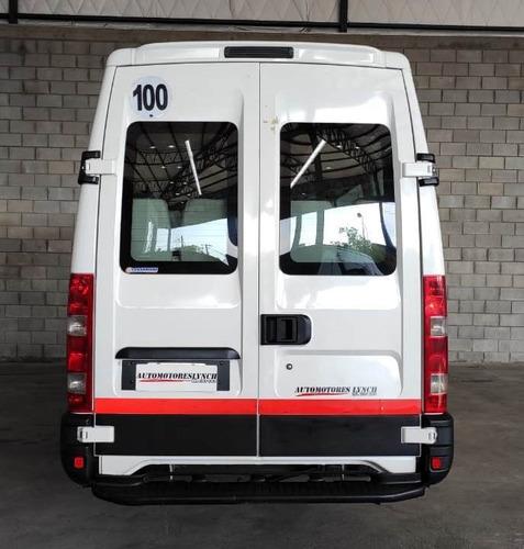iveco daily 50c16 paso 3950 minibus