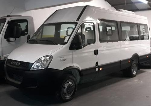 iveco daily 50c17 minibus 19+1-o km 2018 permutas