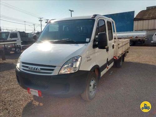 iveco daily 55 c 16 cab.dupla c/ar cond.2011/2012