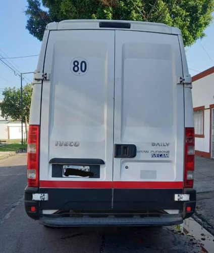 iveco daily 55c16, 2013 12 m3