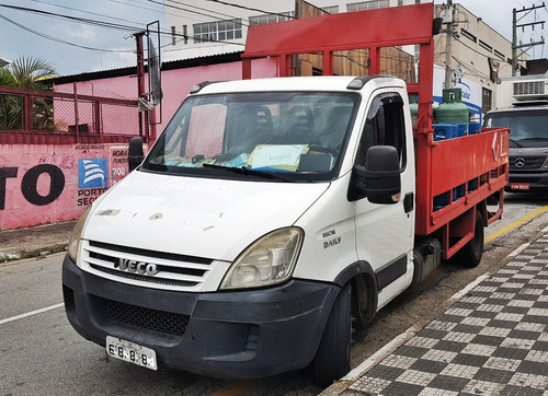 iveco daily 55c16 carroceria gas