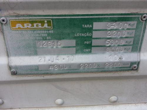 iveco daily 55c16 cs - 2010