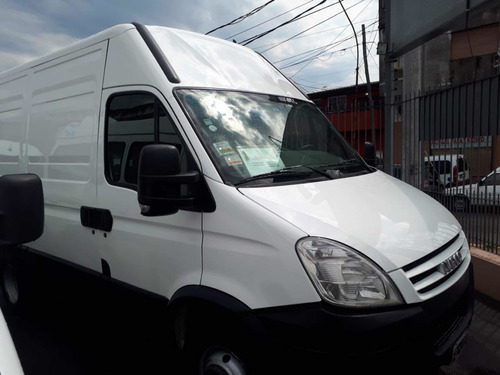 iveco daily 55c16 furgon 12 m3 -aire ac, 2015