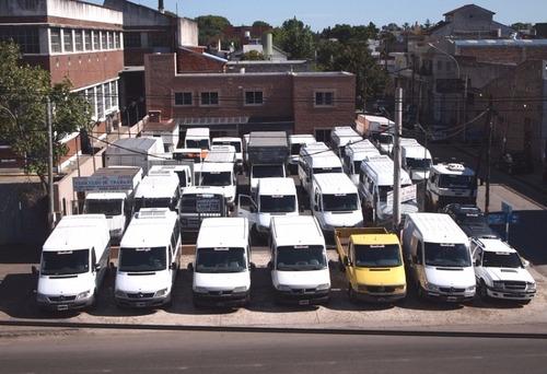 iveco daily 55c16 - furgón 15m3 - año 2008