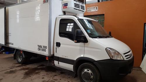 iveco daily 55c16 - modelo 2011 - furgon termico