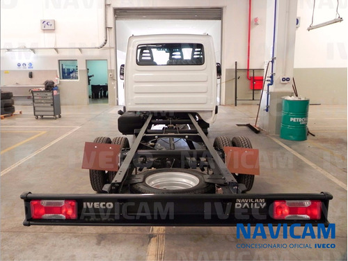 iveco daily 55c17 chasis
