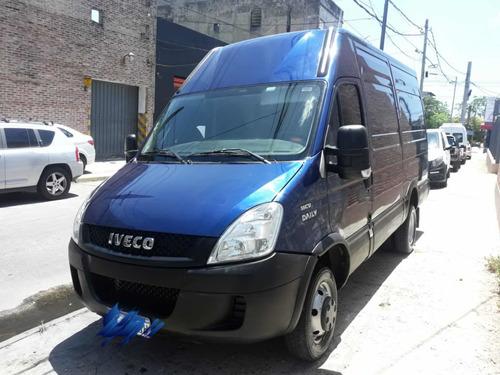 iveco daily 55c17 furgon 12,3 m3.