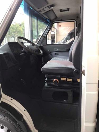 iveco daily 59.12 con furgon paquetero.