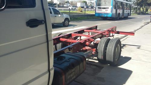 iveco daily 60-12 muy buen camion, listo para trabajar