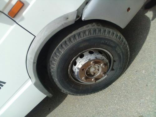 iveco daily 6012 año 2009 furgon aluminio chasis largo