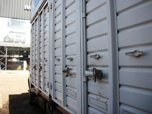 iveco daily 70-12 caja paquetera t/puerta  excelente estado.