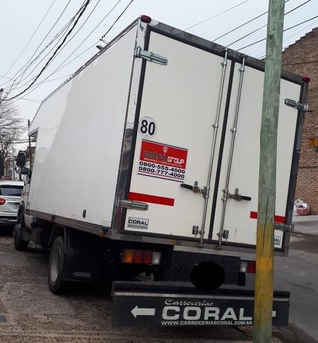 iveco daily 7012 5.5 toneladas - año 2006