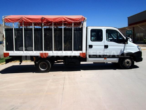 iveco daily 70c 15dc 2015