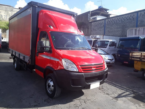 iveco daily  70c16 baú sider 10/10