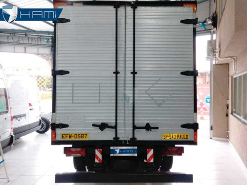 iveco daily 70c16 chassi cabine 2008