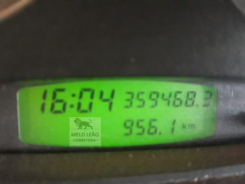 iveco daily 70c16 cs - 08/08 - carroceria de alum *