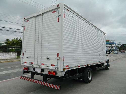 iveco daily 70c16 hdcs 2012 com baú linshalm refrigerado