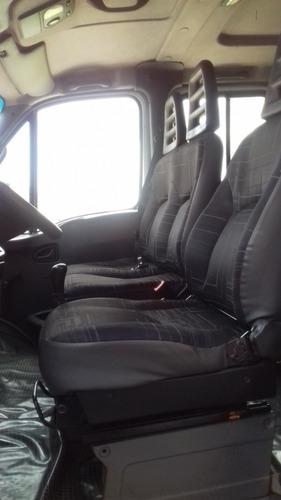 iveco daily 70c16hd cab.dupla c/carroceria 4,2mts -2011/2011