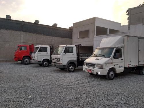 iveco daily baú 2006 aceito troca por carro moto ou caminhão