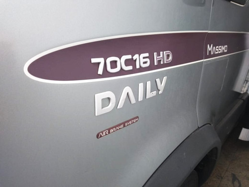 iveco daily bau 2011