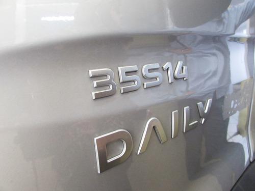 iveco daily bau 35s14
