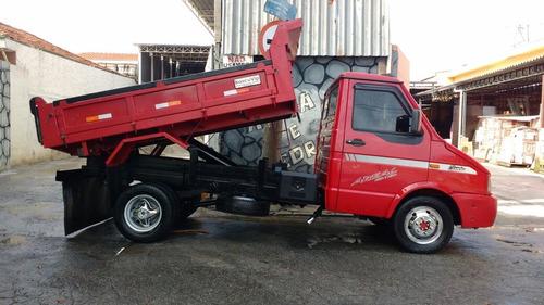 iveco daily caminhão basculante