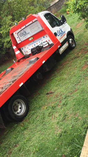 iveco daily caminhão guincho plataforma prancha operacional