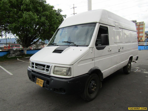 iveco daily carga